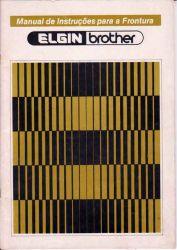 Manual Frontura (pente) Elgin mod 840 em Potuguês