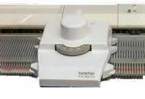 Carro Intarsia para máquina Trico Lanofix TH 860 ou Elgin Brother (novo)