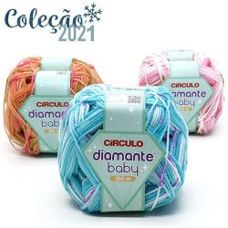 Lã Diamante Baby